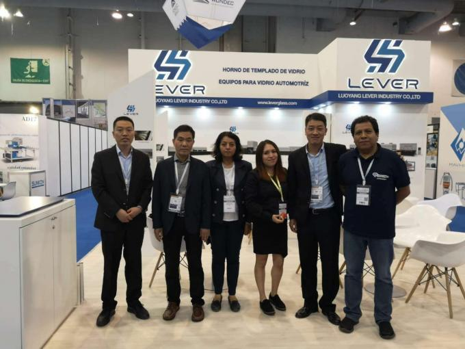 laatste bedrijfsnieuws over Glasstech Mexico 2019 (Glastechnologie Expo Mexico) in Mexico-City  0